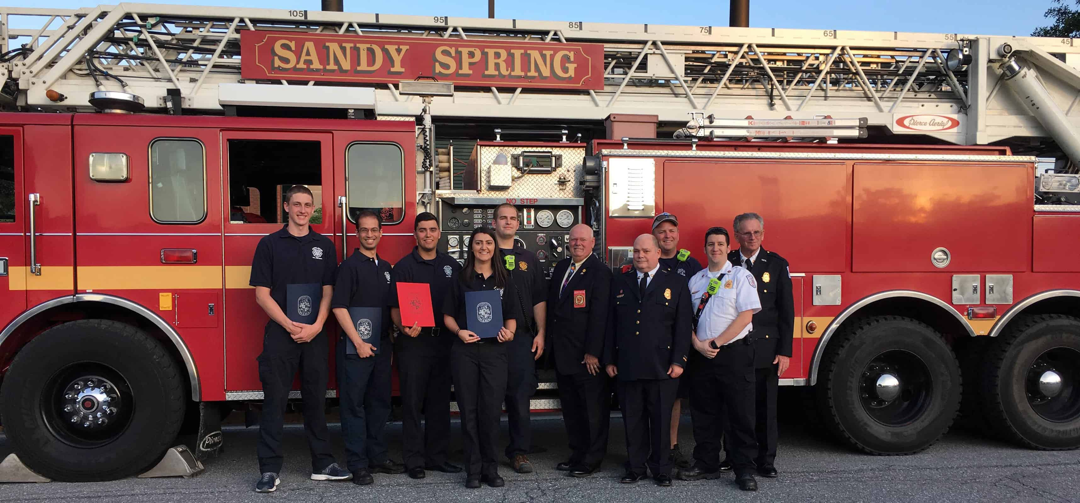 Work on the specialty Fire safety